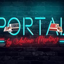 PORTAL by Antonio Martinez -Magic tricks