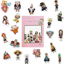 40 Pcs Pack Cartoon Dier Stickers Pvc Waterdicht Scrapbooking Auto Bagage Motorfiets Gitaar Skateboard Grappige Sticker Kinderen Speelgoed(China)