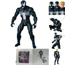 16cm New Mafex 088 Venom Comic Version Action Figure Model Toy Christmas Gift for Kids