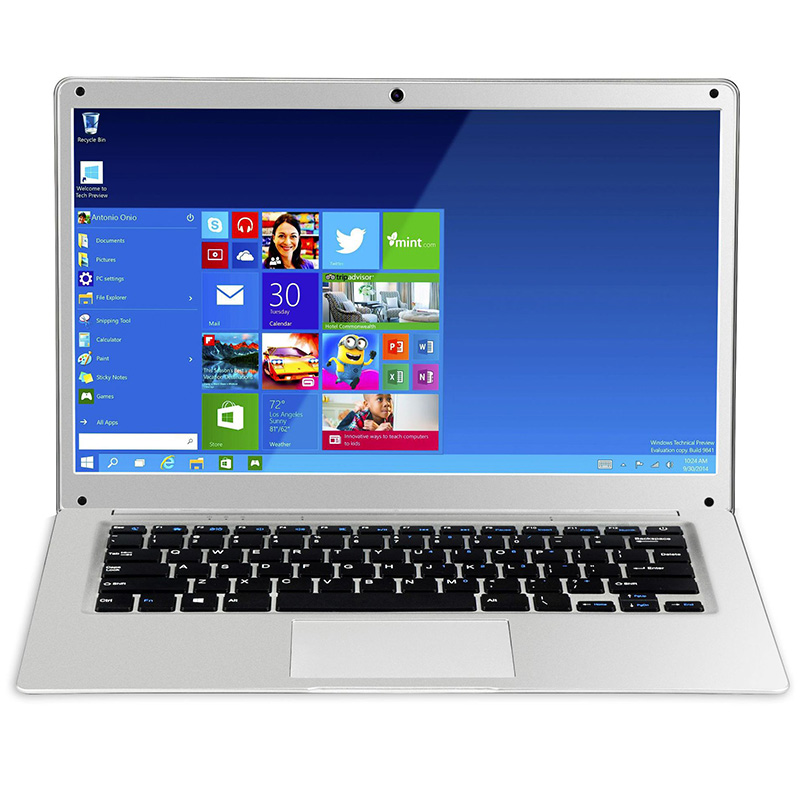 14 Inch High Quality Cheapest Intel CPU Laptop
