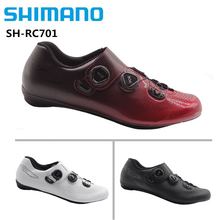 Shimano RC7 karbon yol bisiklet bisiklet bisiklet ayakkabıları SH RC701 ücretsiz kargo