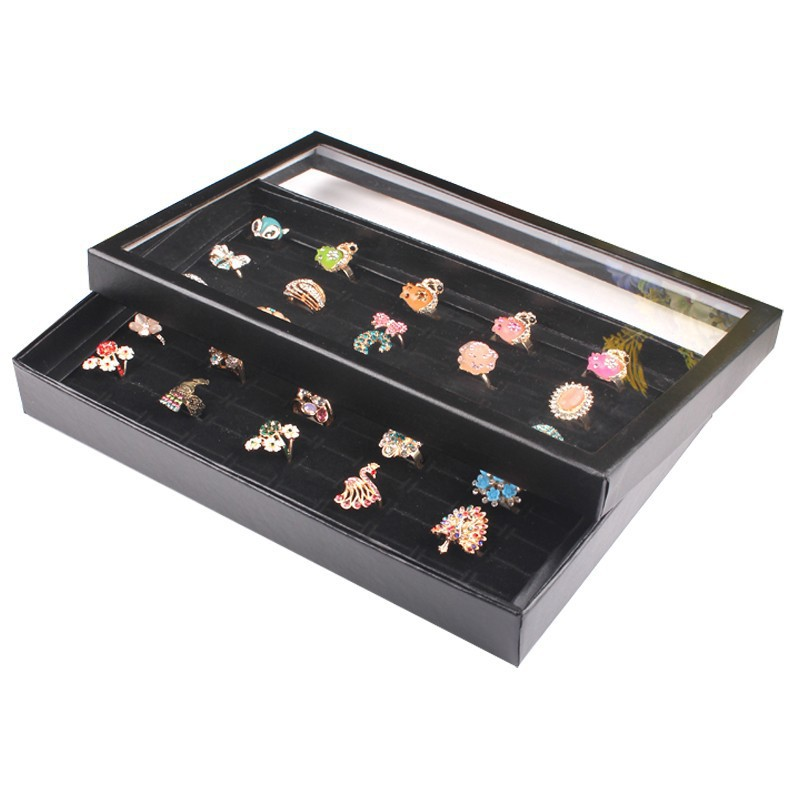 With Lid 100 A Hundred Eyes Ring Box Er Ding He Jewelry Box Jewlery Box Display Storage Box Promotion