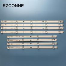 Bande de rétroéclairage LED, pour TCL 4C LB5505 HR B55A858U L55F3800A D55A620U 55U6700C 55D2900 D55A810 55US57