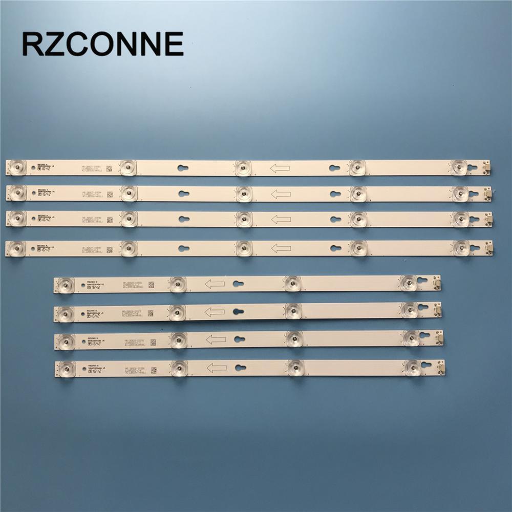 LED Backlight Strip 55HR330M04B6 55HR330M04A6 For TCL 55'' TV U55P6006 55UC6426 55S405 55S401 4C-LB5504-HR 4C-LB5505-YH