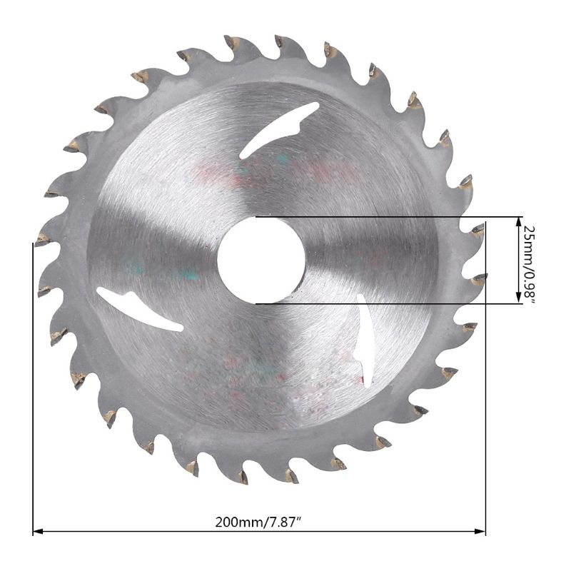 250mm Circular Saw Blade Disc Wood Cutting Tool Bore 25.4mm For Woodworking 40JE