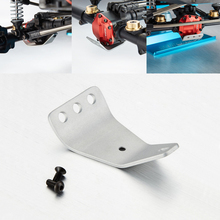 1pcs  Scale 1/10 Aluminum Guard Plate For TFL SCX10 II Front and Rear Axle цена