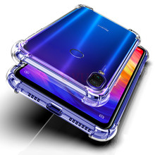 Shockproof Silicone Phone Case For Xiaomi