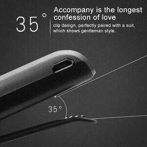 Image 4 - Fineblue F910 سماعة لاسلكية تعمل بالبلوتوث سماعة يدوي ستيريو بلوتوث سماعات كليب مع ميكروفون الهاتف تذكير رقمية للهاتف