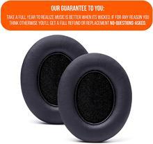 Oreillettes Beats améliorées-Compatible avec Studio filaire B0500/sans fil B0501/Studio 2 et Studio 3 sur les écouteurs d'oreille seulement