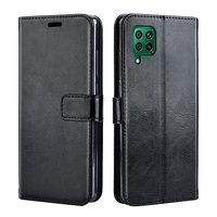 Funda de cuero con tapa de lujo para Samsung A12 M12, carcasa trasera para teléfono Samsung Galaxy A12 A 12