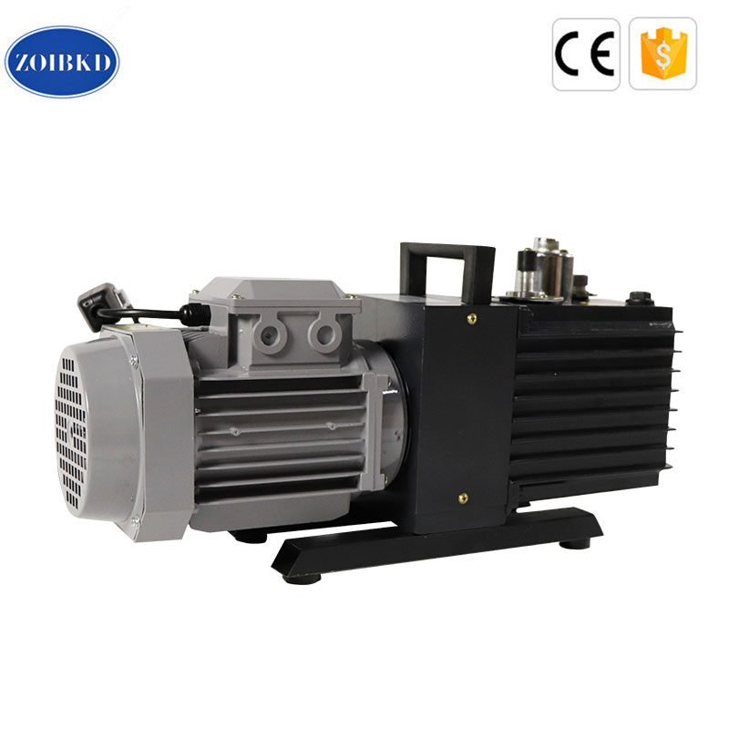Lab Equipment 2XZ-2 Chemical Industry oil rotary vane Vacuum Pump Dual stage pump