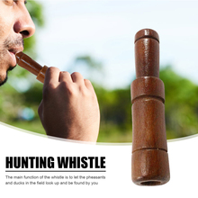 Whistle Decoy Voice-Trap Bird Loud-Call Pheasant Hunting Goose Mallard Outdoor Small-Tool