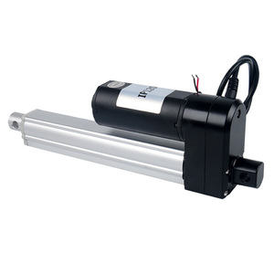 Image 5 - 2500N electric linear actuator DC motor 900mm 1000mm 2000mm 3000mm remote lift actuator DC24V power saving noiseless putter