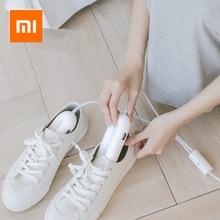 Xiaomi сушилка для обуви 220 В Стерилизатор УФ стерилизатор для обуви Timmimg Выдвижная сушилка для обуви