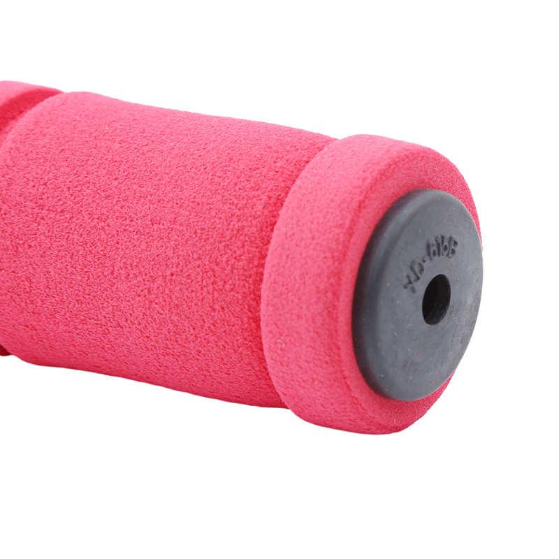 Guante con mango de Bicicleta esponja absorbente de sudor cómodo suave y cubierta de manillar duradero