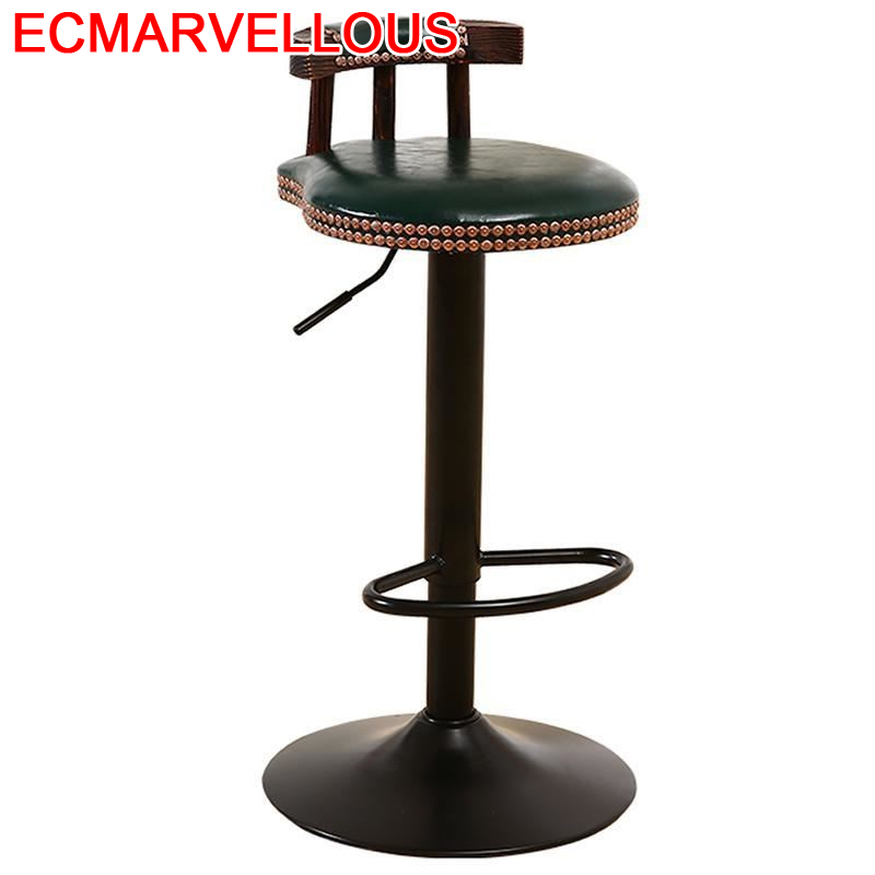 Sandalyesi Comptoir Taburete Bancos Moderno Stoelen Silla Sgabello Fauteuil Cadeira Tabouret De Moderne Stool Modern Bar Chair