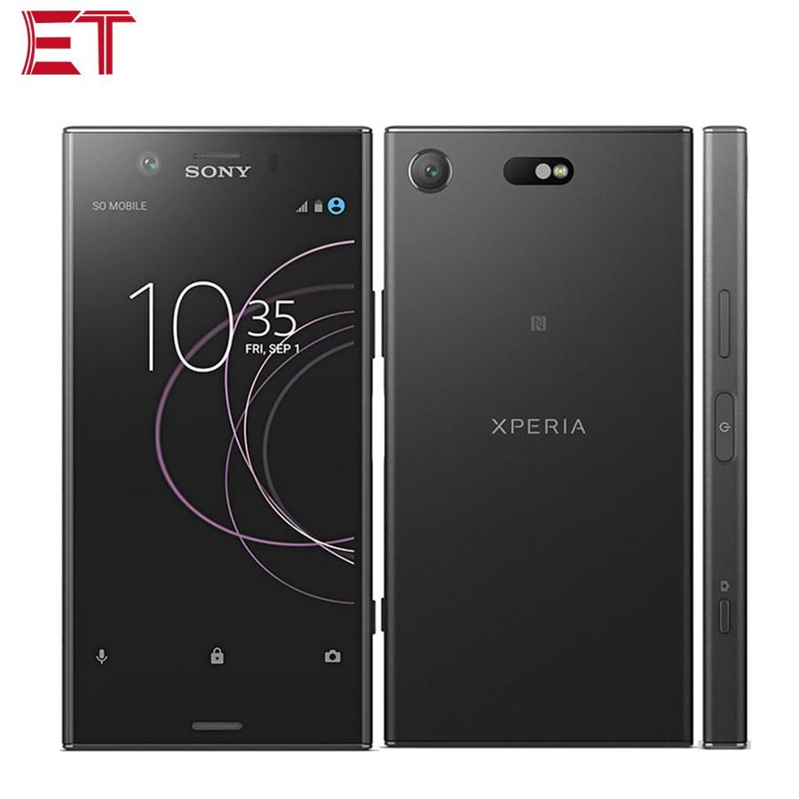 Original Sony Xperia XZ1 Compact G8441 LTE 4G Mobile Phone 4GB RAM 32GB ROM Snapdragon835 4.6