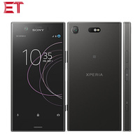 Original Sony Xperia XZ1 Compact G8441 LTE 4G Mobile Phone 4GB RAM 32GB ROM Snapdragon835 4.619MP Camera NFC Android Smartphone