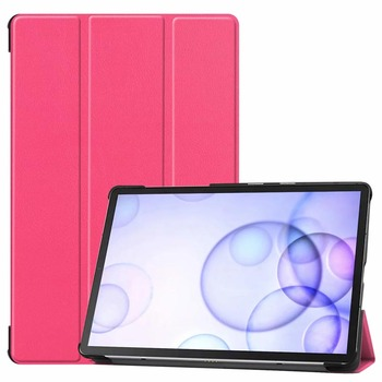 100Pcs/lot For Samsung Galaxy Tab S6 10.5 Case Ultra Slim Smart Shell Standing Cover For Galaxy Tab S6 10.5 inch SM-T860 Tablet