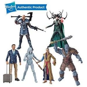 Image 2 - Hasbro Marvel Truyền Thuyết Loạt Quả Phụ Đen Của Marvel Hawkeye Hình 2 Gói Truyền Thuyết Bộ Đội 2PK Avengers 6 inch Ant Man