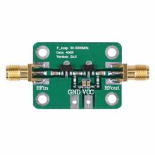 DC 5V 30-4000MHz 40dB Gain RF Broadband Amplifier Module For FM HF VHF/UHF 50Ω Ham Radio RF Signal Fixed Gain Amplification(China)