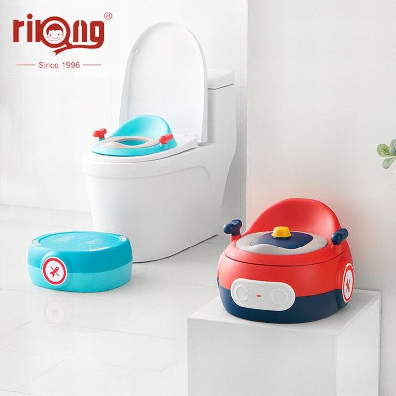 rikang potties criancas assentos de bebe macio pp infantil potty treinamento bonito bebe diapering toalete seguro