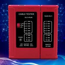 Network Cable Tester RJ45 RJ11 RJ12 CAT5 CAT6 UTP Professional Lan Tester