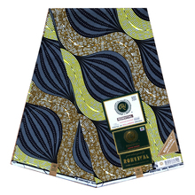 New Design Tissus Wax High Quality Real Dutch 2020 Original African Print Fabric For Women Dress Soft