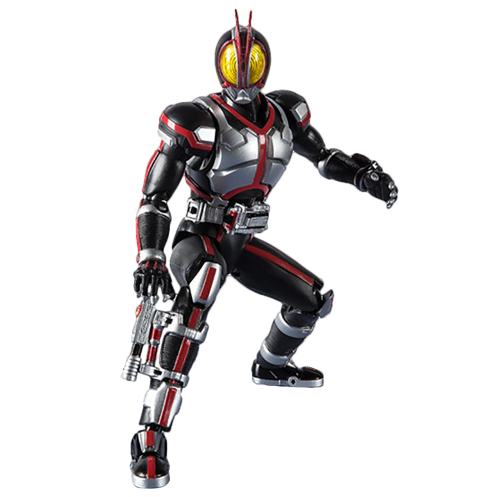 Image 3 - Masked Rider 555 20th anniversary Kamen Rider Faiz Action Figure Model Toys PVC 15CM Collection Gifts Desktop DecorationAction & Toy Figures   -
