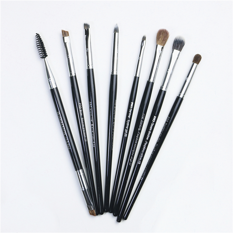 Makeup Brow Brush Brow Comb Brushangled Liner Brushmoky Liner Brush Gel Liner Brush Blending Brush Precision Smudge Brush Suit