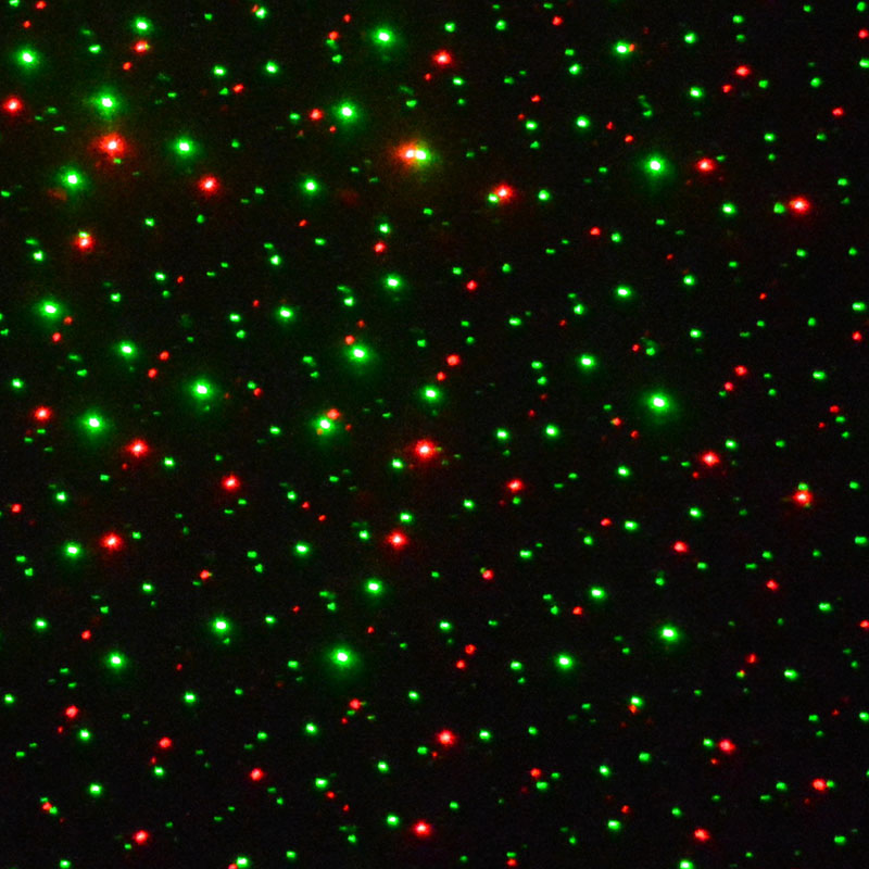 Star Laser Lights Outdoor Projector Christmas New Year Decoration For Home Garden Holiday Lighting Double Colors With Timer