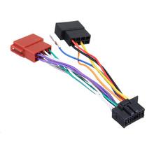 16 Pin samochód CD linii końcowej radioodtwarzacz Stereo ISO złącze wiązki przewodów kabel Audio do Pioneer 2003 i staje w sytuacji sam na sam tanie tanio BEJIXIONG CN (pochodzenie) 160mm Plastic metal 12 v Car Stereo Wiring Harness