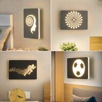 Lâmpadas de parede led cabeceira quarto fixado na parede arandela luz barato interior luzes led alta qualidade designer decoração para casa dero
