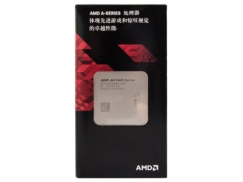 AMD A8-Series A8-9600 APU A8 9600 3.1GHz 65W Quad-Core CPU Processor AMD Radeon R7 Socket AM4 NEW