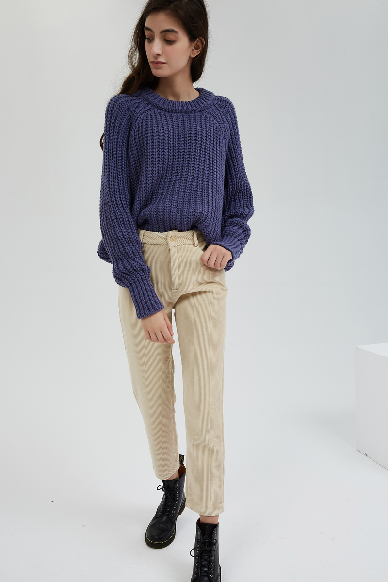 H9a55c6c3b1c440a987c70531edf03c7dF - Wixra Women Corduroy Pants Ladies Casual Bottoms Female Trouser Straight Pants Autumn Winter High Waist Trousers