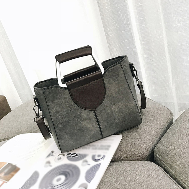 Women's Fashion Solid Color Leather Shoulder Bags With Corssbody Bag Handbag Ladies Outdoor Multifunction Messenger Bag Handbags 3