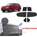 6pcs High-end su misura Per Volkswagen Tiguan 2013-2018 tipo di carta magnetica tenda auto tenda da sole auto finestra ombra auto styling