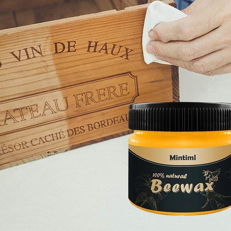 Pure Beeswax Honey Wax Wood Furniture