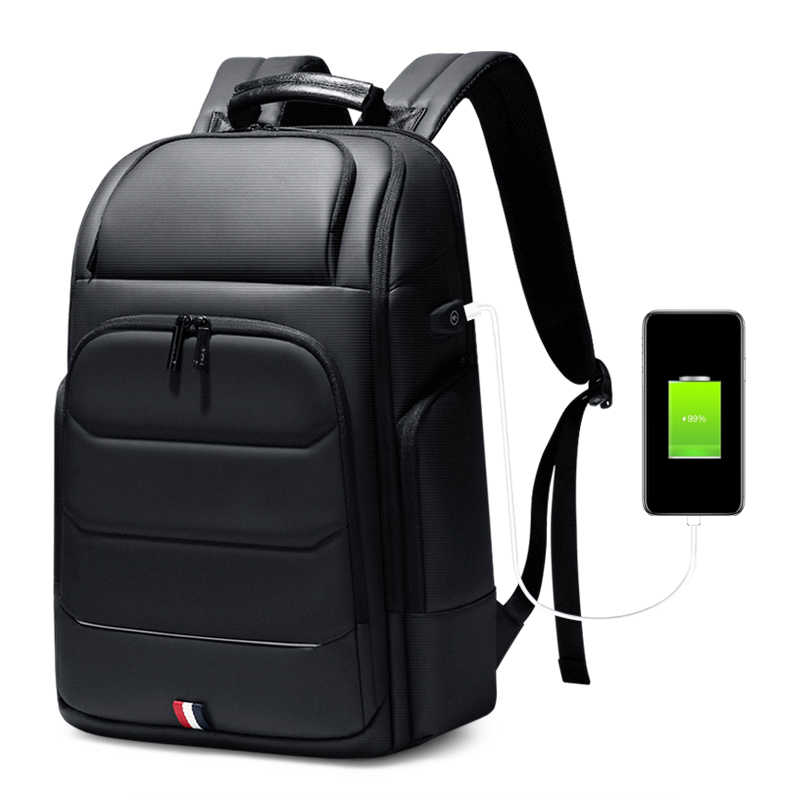 FRN Multifunction Men Backpack USB Charging  Wateproof Backpack Male 15.6 Inch Laptop Bag Business Large Capacity Travel Bag