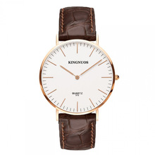 2019 KINGNUOS Mens Watches Brand Fashion Casual Trend Ladies Couple  Relogio Masculino