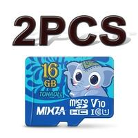 Original MIXZA Elephant Speicher Karte 256GB 128GB 64GB U3 80 MB/S 32GB sd karte Class10 UHS-1 flash karte Lagerung Speicher TF/SD Karten