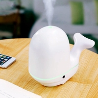 Whale Air Humidifier Ultrasonic Usb Aroma Essential Oil Diffuser Mist Maker Aromatherapy For Home Baby Room|Humidifiers| |  -