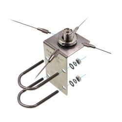 Нагоя RE-05 антенна кронштейн 10-1300 МГц земной красный для мобильного радио SO239-PL259/антенна nmo укрепления