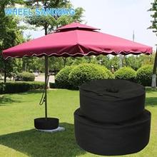 Bag Adjustable Outdoor Waterproof Round Black Sandbag Tent Fixed-Bag Boxing Oxford-Cloth