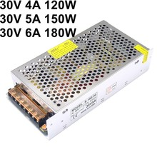 30V 4A 5A 6A Switching Power Supply Source Transformer 120W