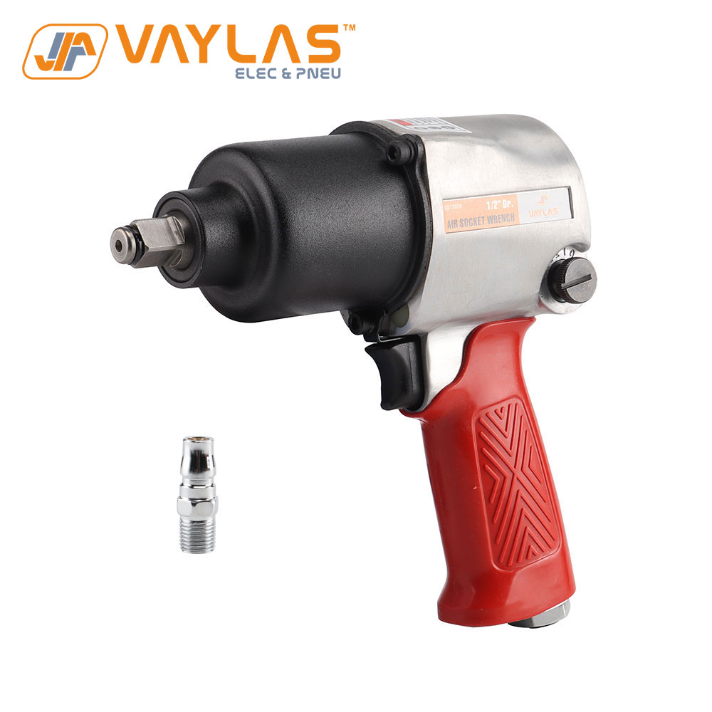1 2 Inch Drive 680N m Pneumatic Impact Wrench High Torque Air Impact Socket Wrench Spanner Air Powered Tools