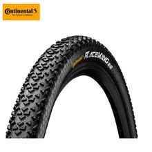 Continental 26 27.5 29 2.0 2.2 mtb pneu corrida rei bicicleta pneu anti punctura 180tpi pneu dobrável pneu de montanha x-king