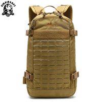 Yüksek kaliteli 30L askeri taktik tırmanma kamuflaj sırt çantası kamp yürüyüş Trekking sırt çantası seyahat açık Camo spor çantaları|Tırmanma Çantaları|Spor ve Eğlence -