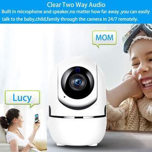 Image 5 - Durable IP Camera Classic Delicate 1080P HD IP Camera 2 Way Audio APP Remote Control 2.4GHz WiFi Security Webcam
