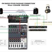 FSN-350T 350 Вт 300 Вт fm-передатчик радио вещательная станция студийный передатчик для продажи